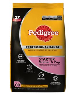 Pedigree Professional Starter Mother & Pup Dog Food, 1.2 kg Pack