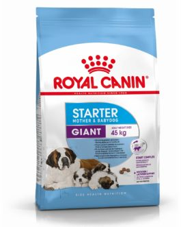 Royal Canin Giant Starter, 4 kg