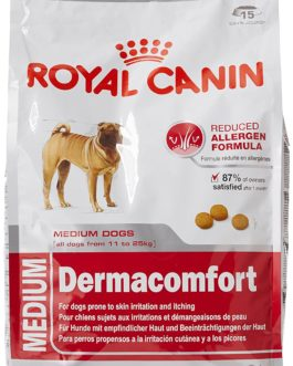 Royal Canin Medium Derma Comfort Dog Food, 3 kg